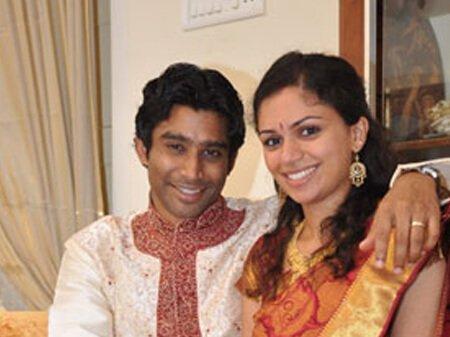 Madhavi & Vineeth